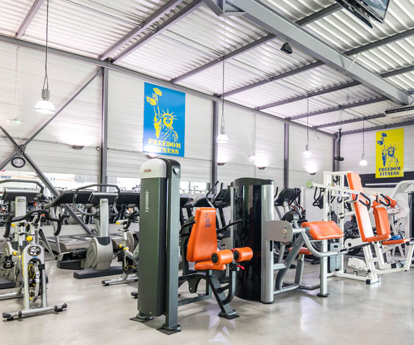 Nos Clubs | Freedom Fitness